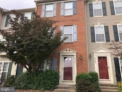 4314 Mallory Hill Lane, Fairfax, VA 22033 - MLS#: VAFX100928