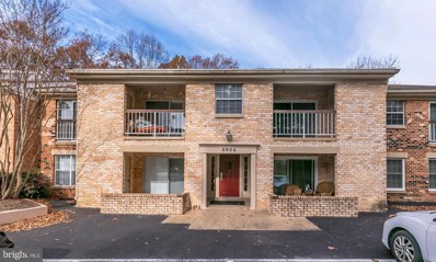 5906 Cove Landing Road UNIT 301, Burke, VA 22015 - MLS#: VAFX101832