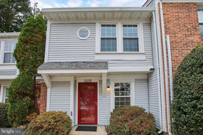 3335 Lakeside View Drive UNIT 7-2, Falls Church, VA 22041 - MLS#: VAFX102600