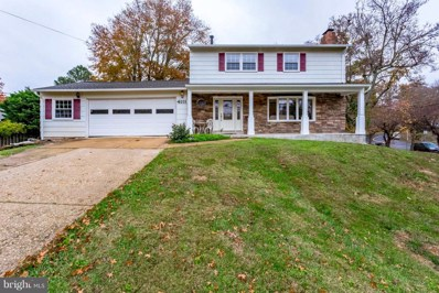 4111 Olley Lane, Fairfax, VA 22032 - #: VAFX102708