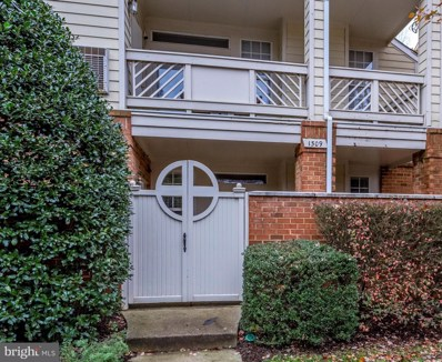 1309 Garden Wall Court UNIT 801, Reston, VA 20194 - MLS#: VAFX103716