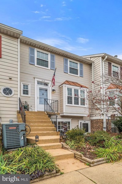 4114 Weeping Willow Court UNIT 132G, Chantilly, VA 20151 - MLS#: VAFX103790