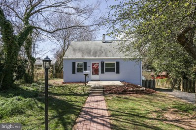 7206 Oakland Avenue, Falls Church, VA 22042 - #: VAFX1042226