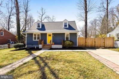 7316 Poplar Court, Falls Church, VA 22042 - #: VAFX1050174