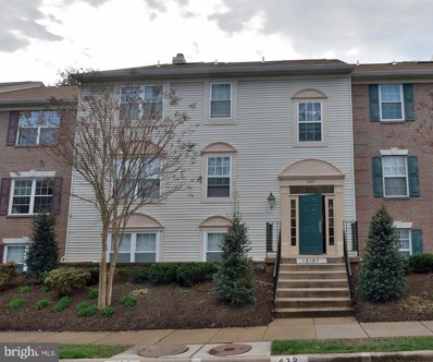 12107 Green Ledge Court UNIT 102, Fairfax, VA 22033 - #: VAFX1052260