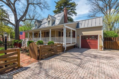 2416 Hurst Street, Falls Church, VA 22043 - #: VAFX1052272