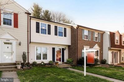 14337 Watery Mountain Court, Centreville, VA 20120 - #: VAFX1052760