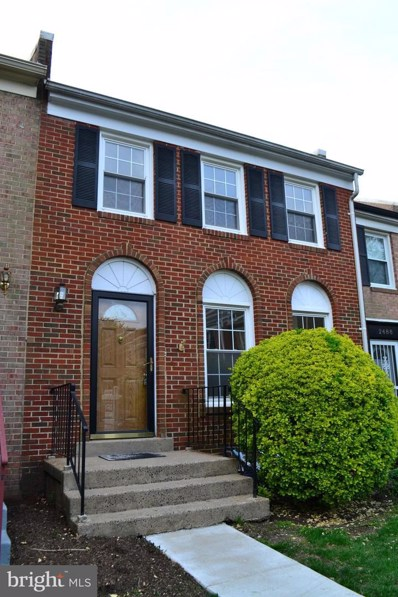 2490 Windbreak Drive, Alexandria, VA 22306 - #: VAFX1053140