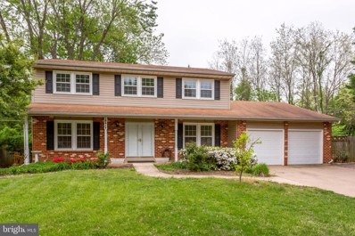 13417 Brookfield Drive, Chantilly, VA 20151 - #: VAFX1054016