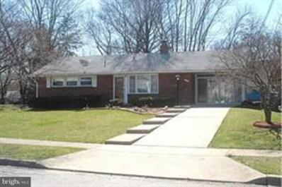 6813 Front Royal Road, Springfield, VA 22151 - #: VAFX1054028
