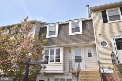 4111 Winter Harbor Court UNIT 119D, Chantilly, VA 20151 - #: VAFX1054626