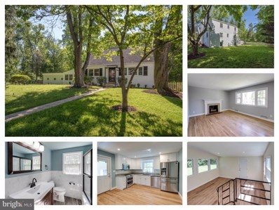 3001 Crane Drive, Falls Church, VA 22042 - MLS#: VAFX1055208