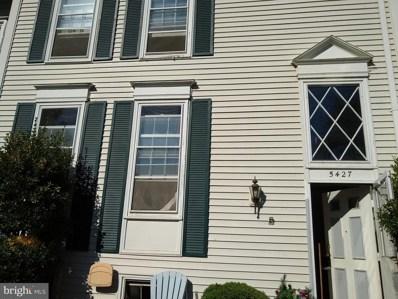 5427 Safe Harbor Court, Fairfax, VA 22032 - #: VAFX1055646