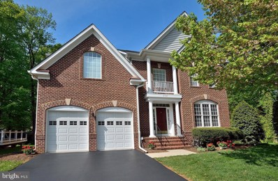 9158 Moonstone Drive, Fairfax, VA 22031 - MLS#: VAFX1055928