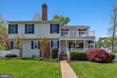 729 Center Street, Herndon, VA 20170 - #: VAFX1055940