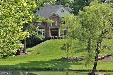 9903 Deerfield Pond Drive, Great Falls, VA 22066 - #: VAFX1058562