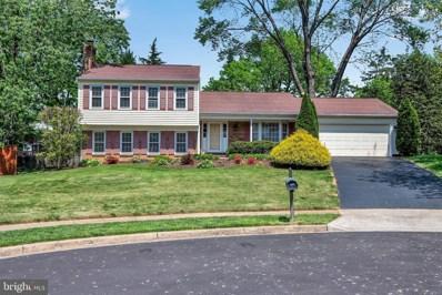 8005 Log Cabin Court, Springfield, VA 22153 - #: VAFX1059010