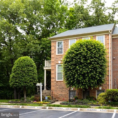 6747 Royal Thomas, Alexandria, VA 22315 - #: VAFX1059696