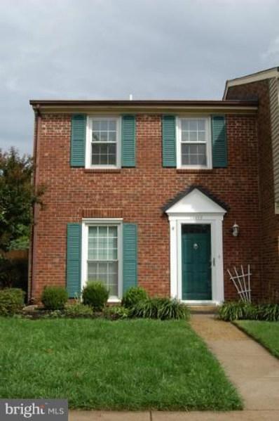 14428 Manassas Gap Court, Centreville, VA 20120 - #: VAFX1061954