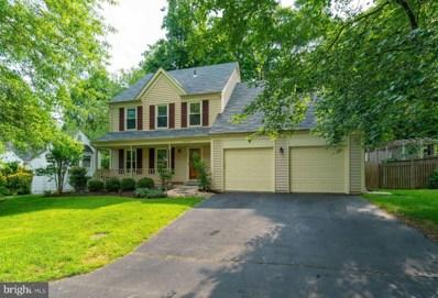 7809 Red Tulip Court, Springfield, VA 22153 - #: VAFX1063024