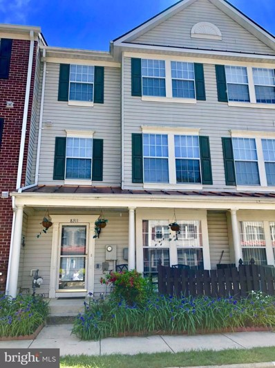 8311 Duck Hawk Way UNIT 70, Lorton, VA 22079 - MLS#: VAFX1063076
