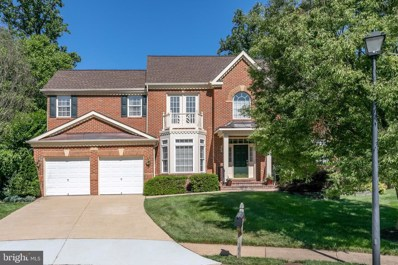 3902 Bay Hill Court, Fairfax, VA 22033 - #: VAFX1065468