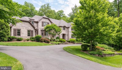 9694 Mill Ridge Lane, Great Falls, VA 22066 - #: VAFX1066290