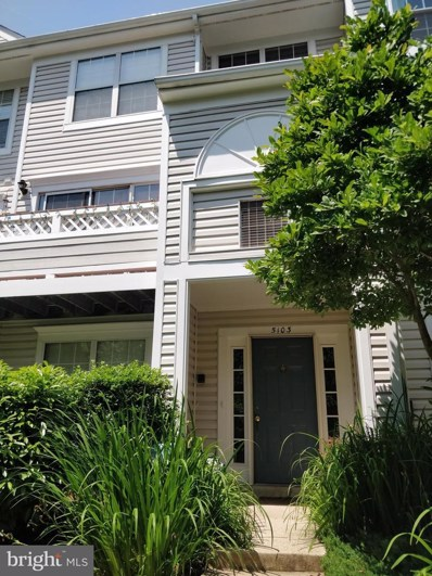 5103 Palmetto Bay Court UNIT 48, Centreville, VA 20120 - #: VAFX1066656