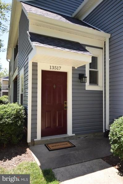 13517 Orchard Drive UNIT 3517, Clifton, VA 20124 - MLS#: VAFX1066874