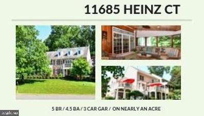 11685 Heinz Court, Oakton, VA 22124 - #: VAFX1067306