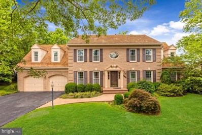 9714 Rambling Ridge Court, Fairfax Station, VA 22039 - #: VAFX1067550