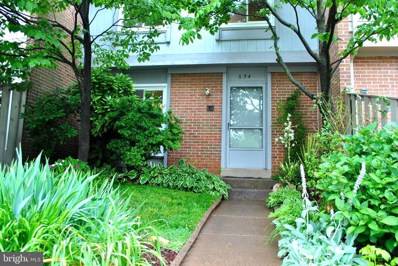 534 Early Fall Court, Herndon, VA 20170 - #: VAFX1069726