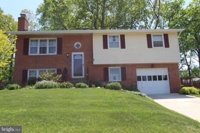 14821 Wood Home Road, Centreville, VA 20120 - #: VAFX1070348