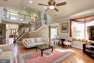 9891 Chapel Bridge Estates Drive, Fairfax Station, VA 22039 - #: VAFX1070482