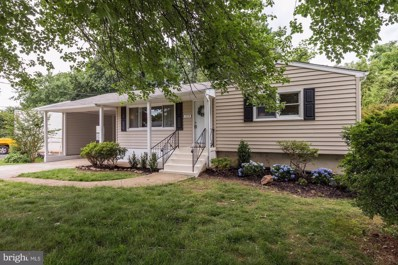 1719 Olney Road, Falls Church, VA 22043 - MLS#: VAFX1070498