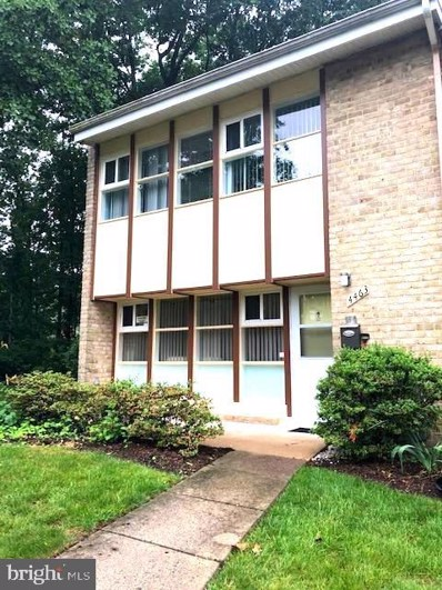 4463 Forest Glen Court, Annandale, VA 22003 - #: VAFX1070676