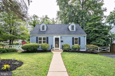 2857 Oak Knoll Drive, Falls Church, VA 22042 - #: VAFX1071232
