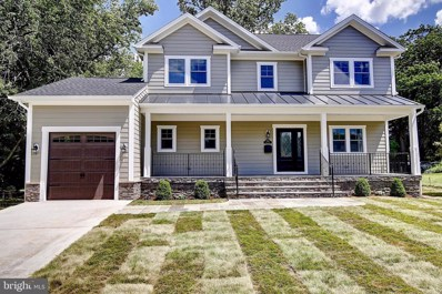 6041 Brook Drive, Falls Church, VA 22044 - #: VAFX1072940