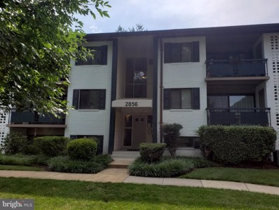 2856 Dover Lane UNIT 103, Falls Church, VA 22042 - #: VAFX1074042