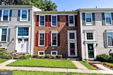 5413 Helm Court, Fairfax, VA 22032 - #: VAFX1074826