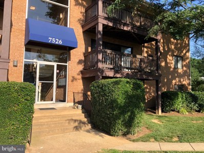 7526 Savannah Street UNIT 104, Falls Church, VA 22043 - #: VAFX1075038