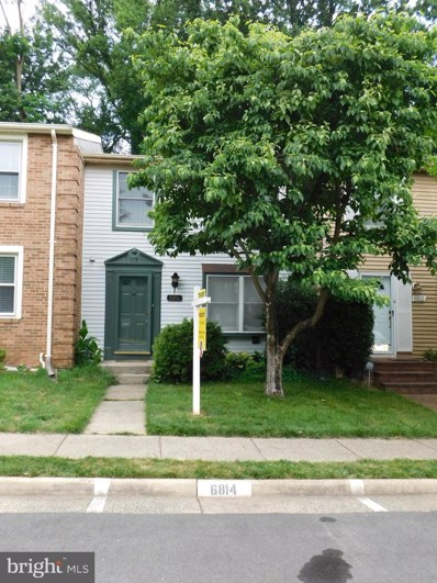 6814 Montivideo Square Court, Falls Church, VA 22043 - #: VAFX1075204