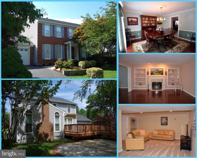 8509 Century Oak Court, Fairfax Station, VA 22039 - #: VAFX1075344