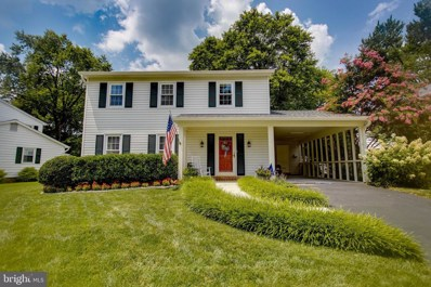 5614 Cornish Way, Alexandria, VA 22315 - #: VAFX1076874