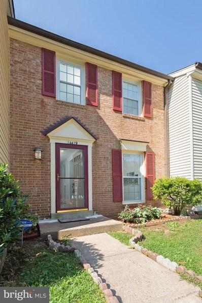 14419 Black Horse Court, Centreville, VA 20120 - #: VAFX1078540