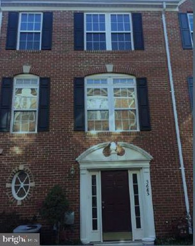 3685 Madison View Lane, Falls Church, VA 22041 - #: VAFX1078726