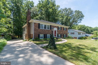 9421 Winterberry Lane, Fairfax, VA 22032 - #: VAFX1078884