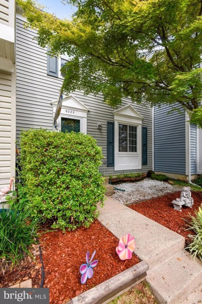 6022 Basingstoke Court, Centreville, VA 20120 - #: VAFX1082890