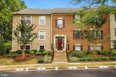3803 Green Ridge Court UNIT 293, Fairfax, VA 22033 - #: VAFX1083360