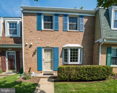2533 Herrell Court, Falls Church, VA 22043 - #: VAFX1084382